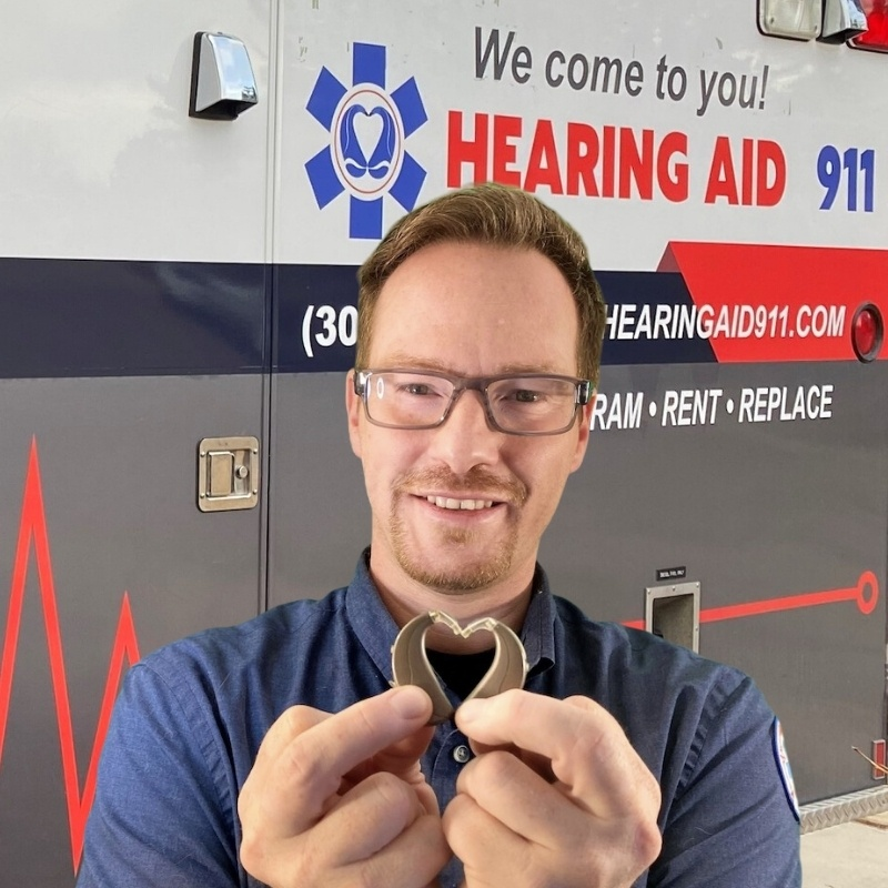 James Will Help You Replace Your Hearing Aids at Hearing Aids 911
