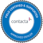 Contacta Field Certified and Supported Badge